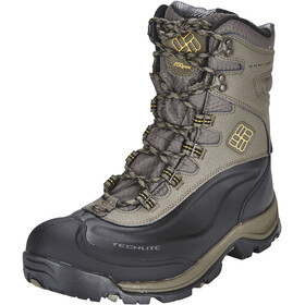 Columbia Bugaboot Plus III Boots Omni-HEAT Men, mud / squash